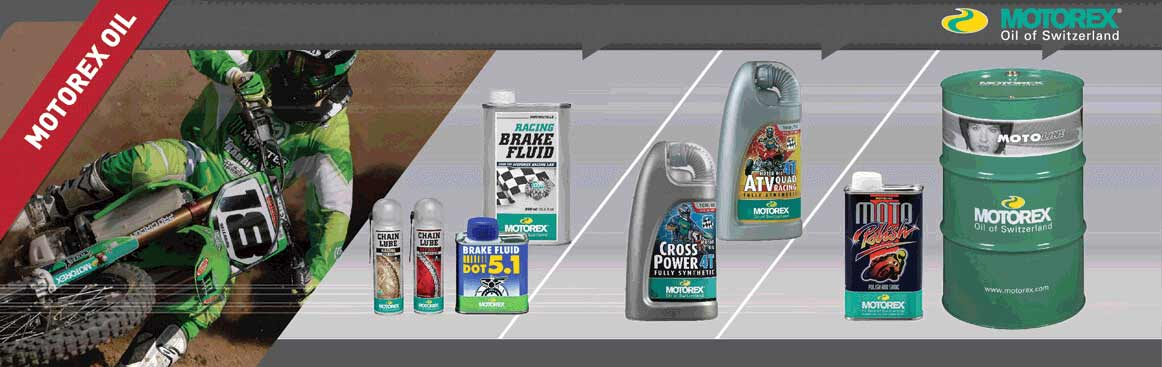 Motorcycle Oils