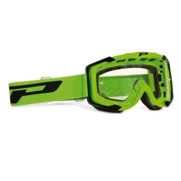 Progrip 3400 Menance Goggles - Green
