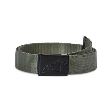 Alpinestars Ageless Web Belt - Military / Black