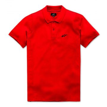 Alpinestars - CAPITAL POLO - RED
