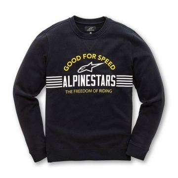 ALPINESTARS BARS FLEECE - BLACK