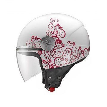 Givi 10.7 MINI-J-Jet Helmet - Pink