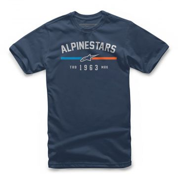 Alpinestars - BETTERNESS TEE - NAVY