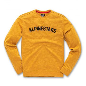 ALPINESTARS JUDGEMENT FLEECE - MUSTARD