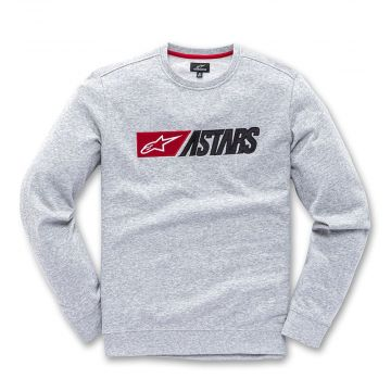 Alpinestars INDULGENT FLEECE - GREY HEATHER