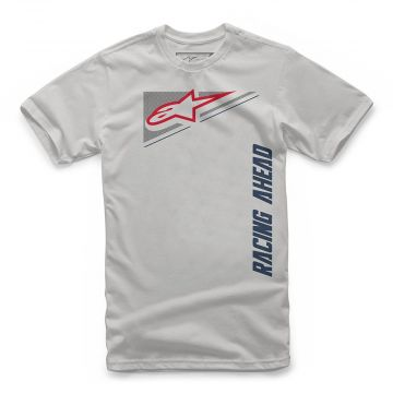 Alpinestars - SUPPLEMENT TEE - SILVER