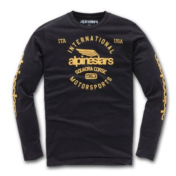 Alpinestars - WINGED MOTO PREMIUM TEE BLACK