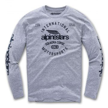 Alpinestars - WINGED MOTO PREMIUM TEE GREY