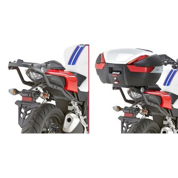 Givi 1152FZ Top Case Support Brackets Honda CB500 2016-2018