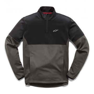 ALPINESTARS MISSION MIDLAYER - BLACK/GREY