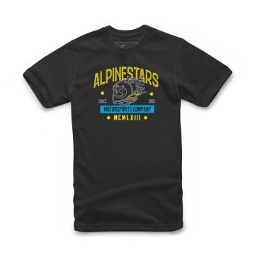 ALPINESTARS DISORDERLY TEE - BLACK