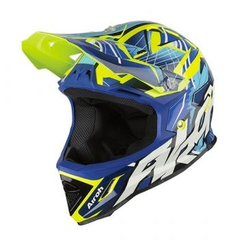 Airoh Archer Helmet - Bump - Gloss - YOUTH