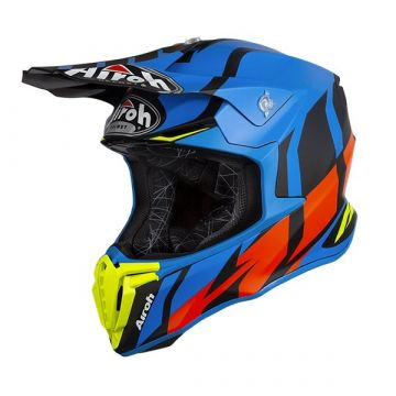 Airoh Twist Great Blue Mat Helmet