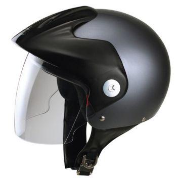 Zeus ZS-200B Helmet - Titanium