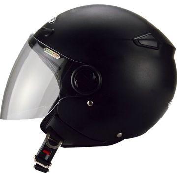 Zeus ZS-210B Helmet - Metallic Black
