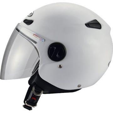 Zeus ZS-210B Helmet - White