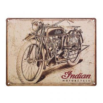 Indian Antique Sign