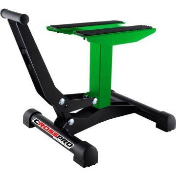 Crosspro Motocross Xtreme 16 Lift Bike Stand - Green
