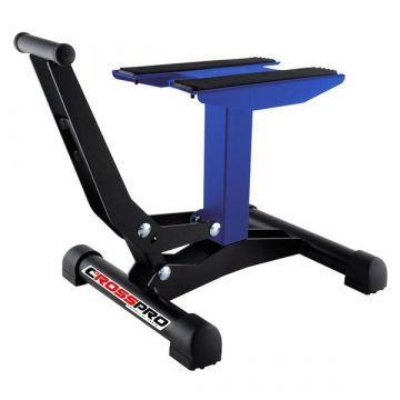 Crosspro Motocross Xtreme 16 Lift Bike Stand - Blue