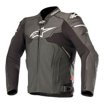 Alpinestars v2 CELER Leather Jacket- Black