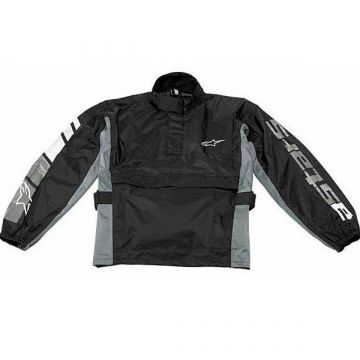 ALPINESTARS RJ-5 RAIN JACKET - BLACK