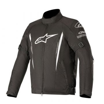 Alpinestars Gunner v2 Waterproof Jacket - Black/White