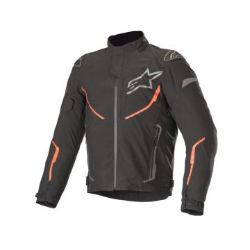 Alpinestars T-Fuse Sport Shell Water Proof Jacket - Black / Red