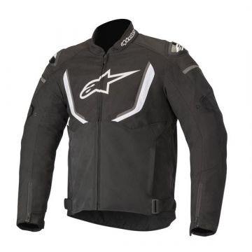 ALPINESTARS T-GP R V2 AIR JACKET-BLACK/WHITE