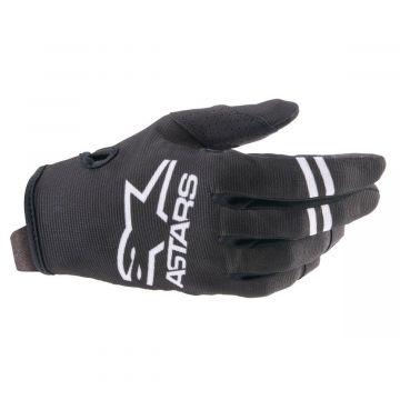 Alpinestars Radar Gloves Youth - Black / White