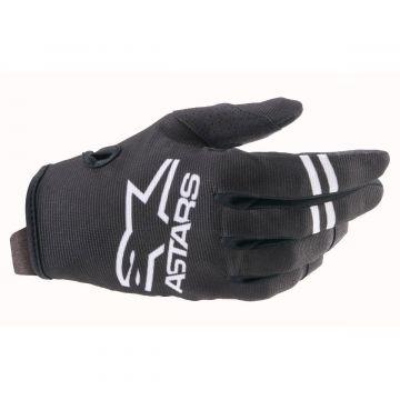 Alpinestars Radar Gloves - Black / White