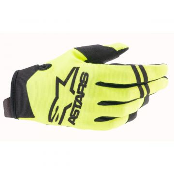 Alpinestars Radar Gloves - Yellow / Black