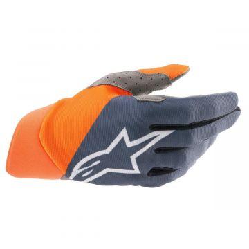 Alpinestars Dune Gloves - Anthracite - Orange Off White