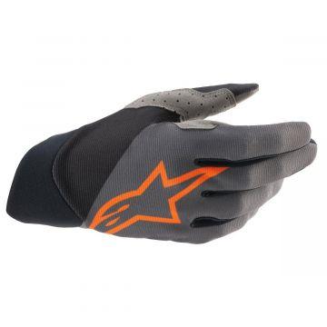 Alpinestars Dune Gloves - Dark Grey / Orange