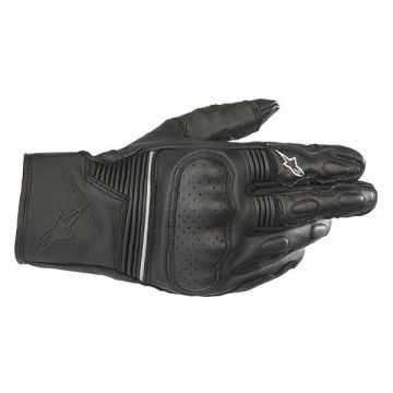 Alpinestars Axis Leather Gloves - Black