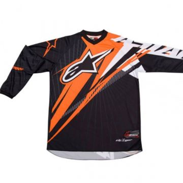 ALPINESTARS CHARGER SPIKER JRS ORANGE  SIZE XXL