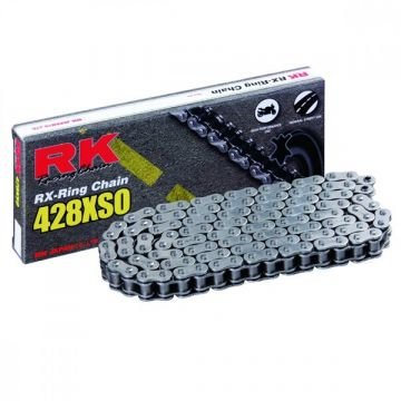"RK Heavy Duty X-Ring Chain  ""428"" x 136 Link"