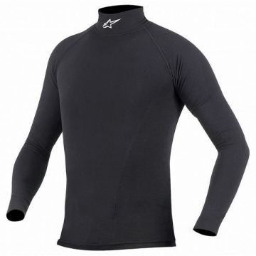 ALPINESTARS SUMMER TECH PERFORMANCE L/S - BLACK