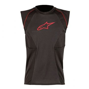 ALPINESTARS MX COOLING VEST BLACK/RED