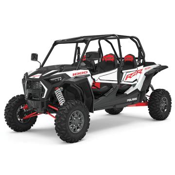 RZR 64 XP4 1000 EPS - White Lightning - T1b