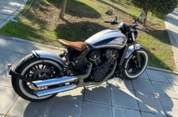 Indian Scout Sixty - 2018 - Used for sale