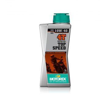 Motor Oil Top Speed 4T 10W/40 - 1L