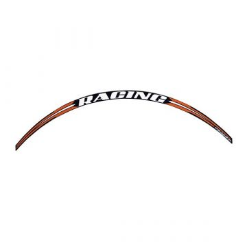 PROGRIP 5026 RACING WHEEL STRIPES-ORANGE