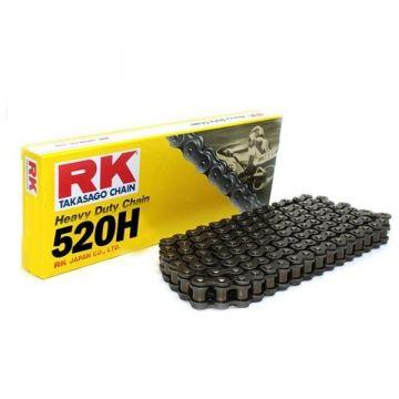 "RK Standard Drive Chain  ""520"" x 120 Link"