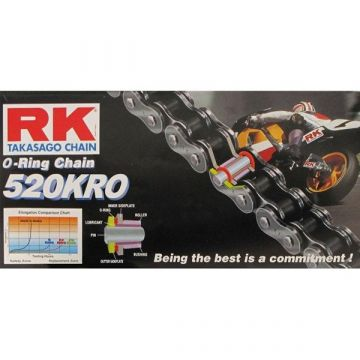 "RK O-Ring Chain ""520"" x 120 Link"
