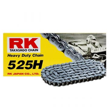 "RK Standard Drive Chain  ""525"" x 124 Link"