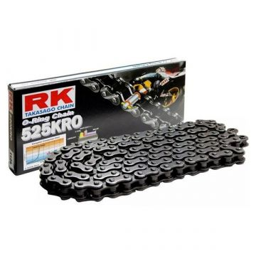 """RK O-Ring Chain """"525"""" x 124 Link"""
