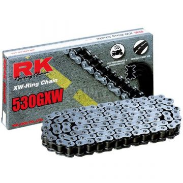 "RK High Performance XW-Ring Chain  ""530"" x 124 Link"