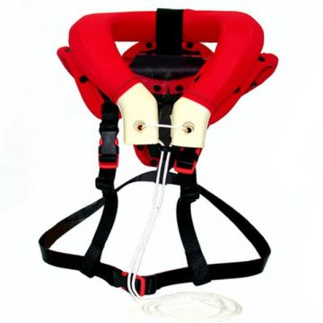 PROGRIP NECK PROTECTOR - RED