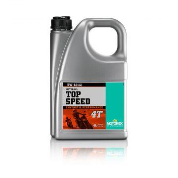 Motorex Motor Oil Top Speed 5W40 - 4L