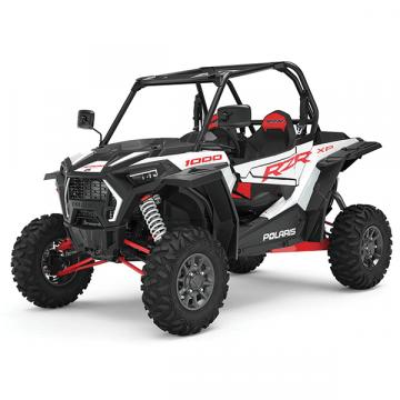 RZR 64 XP 1000 EPS – WHITE LIGHTNING 1Tb